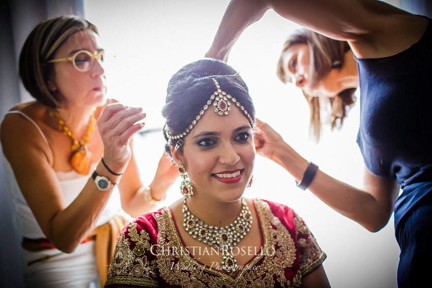 Hindu Wedding Destination in Valencia Spain, Hotel SH Valencia Palace, Divya & Pavan. Christian Roselló Wedding Destination Photographer
