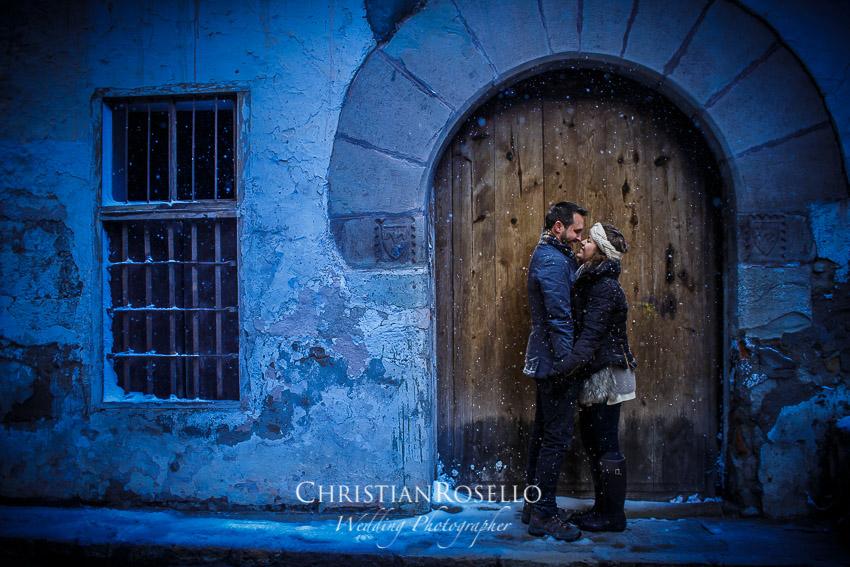 Pre Boda en Mora de Rubielos, Melanie y Alberto. Christian Roselló Fotógrafo de bodas con sede en Valencia.