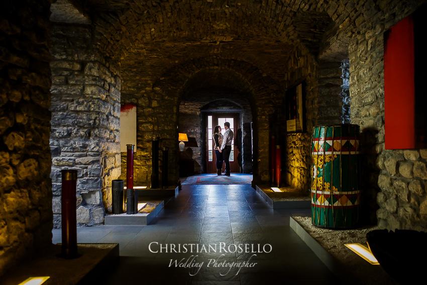 Reportaje Pre Boda en Zaragoza, Sara y Javi. Monasterio de Boltaña Huesca. Christian Roselló Fotógrafo de Bodas en Zaragoza con sede en Valencia