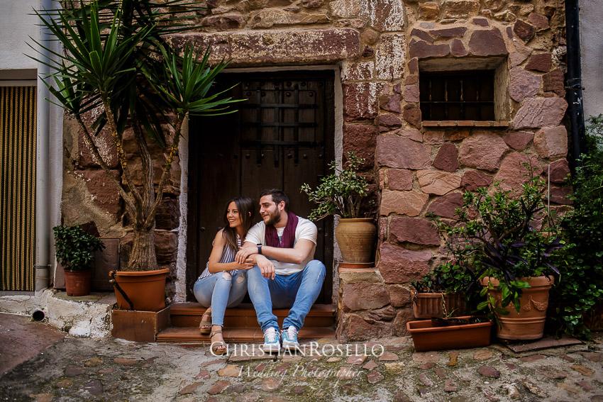 Reportaje Pre Boda en Villafames Castellón. Celia y Nacho. Christian Roselló Fotógrafo de Boda en Castellón con sede en Valencia.