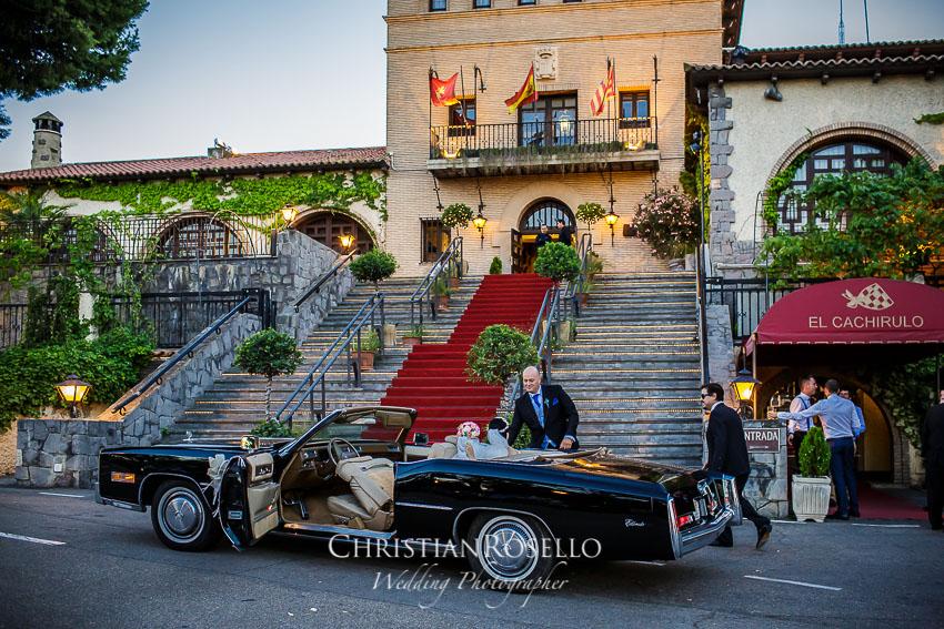 Reportaje de Boda en El Cachirulo Zaragoza, Teresa y Javier. Christian Roselló fotógrafo de bodas en Zaragoza con sede en Valencia.