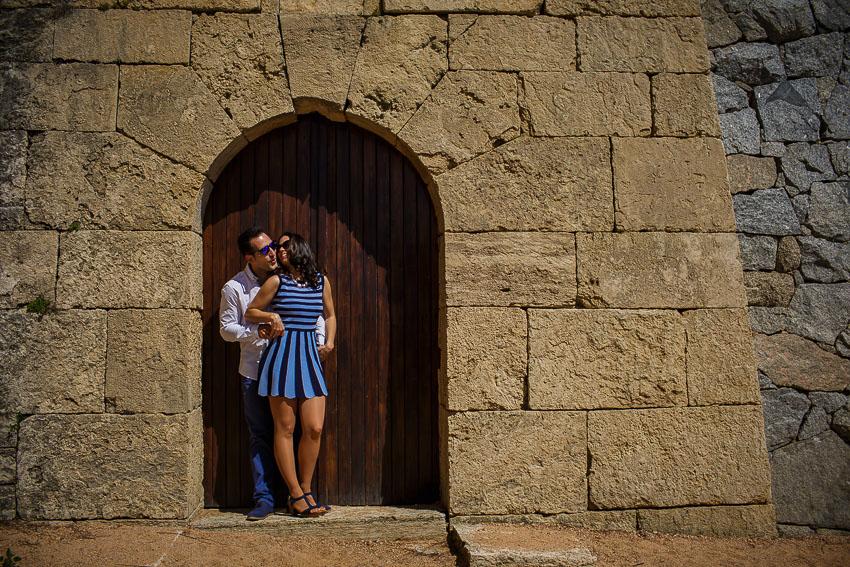 Reportaje Pre Boda en Sant Feliu de Guíxols Gerona Laura y Oscar. Christian Roselló Fotógrafo de Bodas en Gerona Barcelona. Disponibilidad geográfica nacional e internacional con sede en Valencia.
