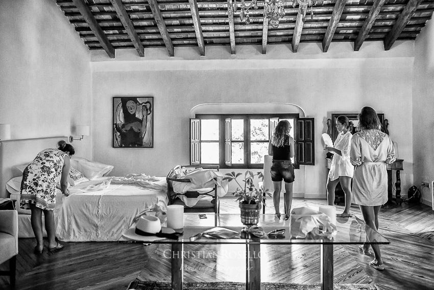 Reportaje de Boda en Masía Aldamar Amanda y Ben. Christian Roselló Fotógrafo de Bodas en Valencia.