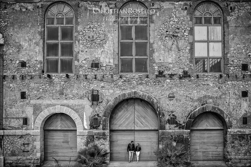 Reportaje Pre Boda en Puerto Sagunto Minerva y Antonio. Christian Roselló Fotógrafo de Bodas nacional e internacional, con sede en Valencia.