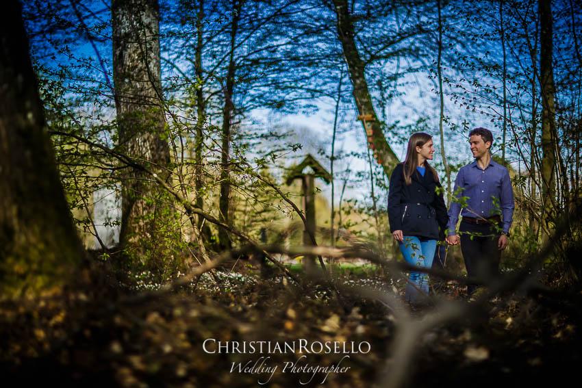 Reportaje Pre Boda en Stuttgart Alemania Laura y Ricardo. Christian Roselló Fotografo de Bodas Internacional con sede en Valencia.