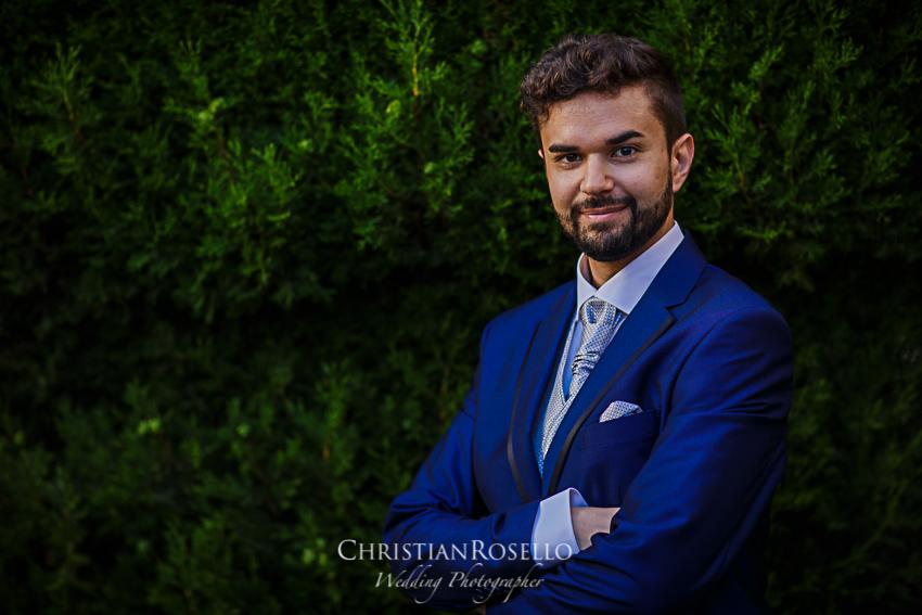 Reportaje Boda en Jardines La Hacienda Tania y Miguel. Christian Roselló Fotógrafo de Bodas nacional e internacional con sede en Valencia.