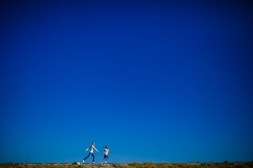 Pre Boda en Playa de Almenara Carolina y Ramón. Christian Roselló Fotografo de Bodas en Castellón con sede en Valencia