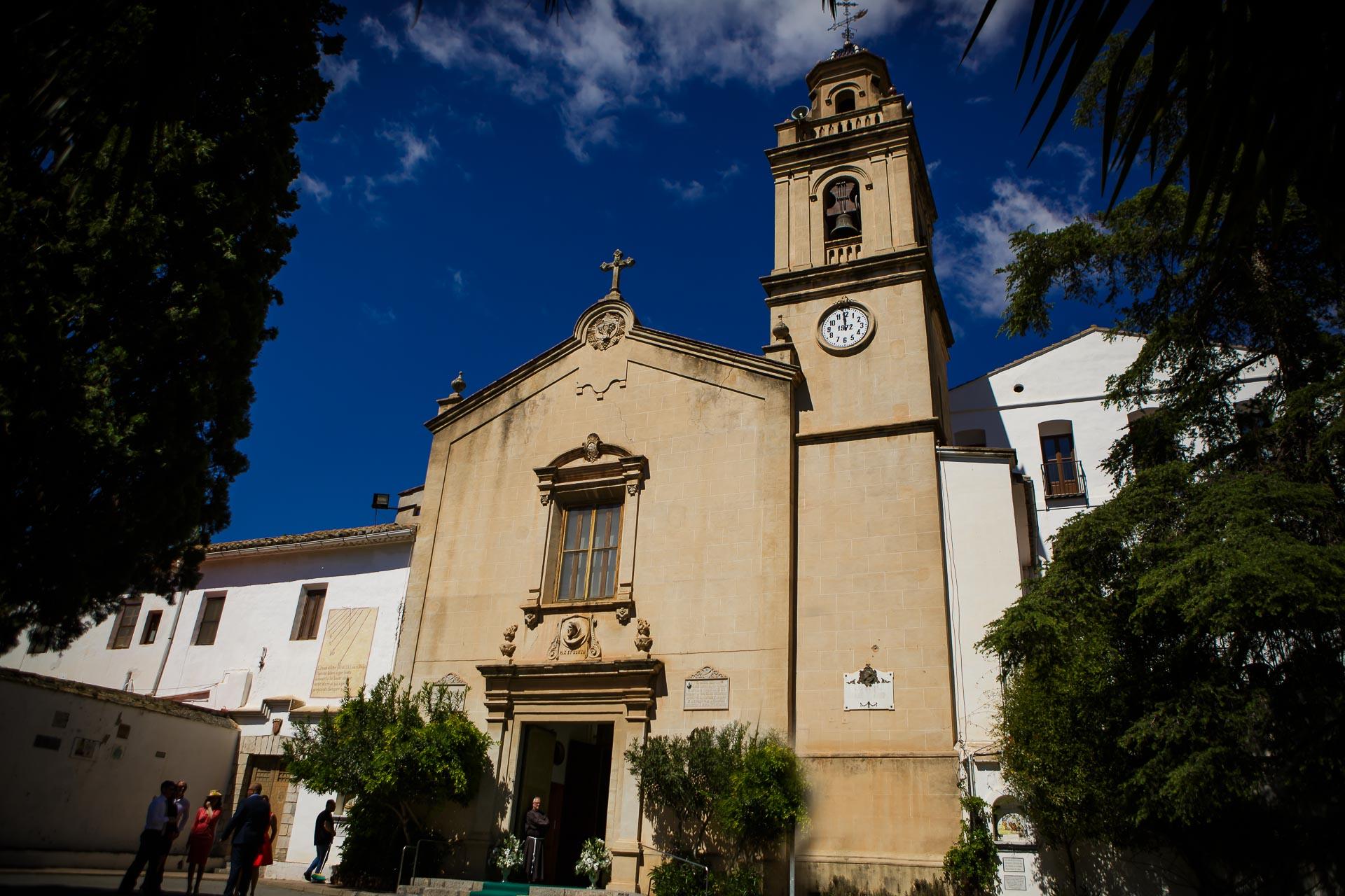 Reportaje Boda en El Huerto Santa María Carolina y Ramón, Monasterio Santo Espíritu Gilet. Christian Roselló Fotógrafo de Bodas en Valencia.