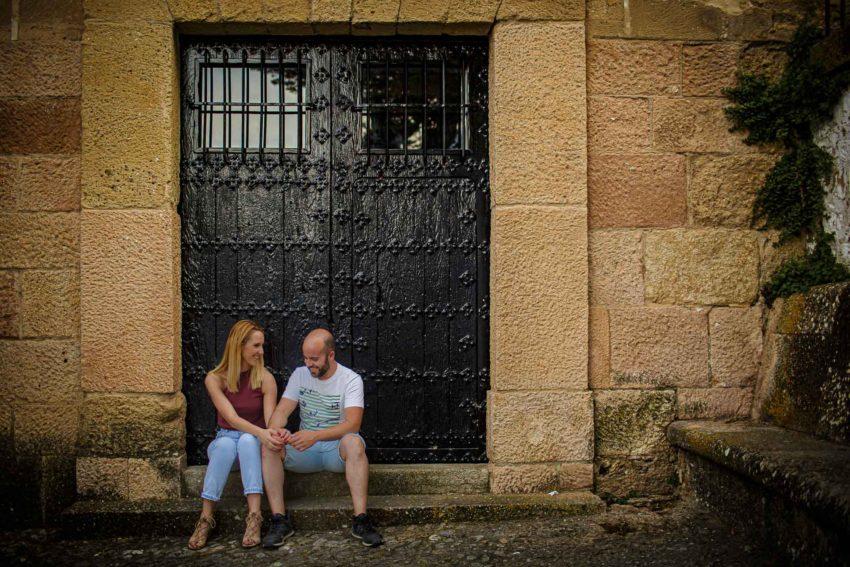 Reportaje Pre Boda en Ronda Beatriz y Norato. Christian Roselló Fotógrafo de Bodas, con sede en Valencia.