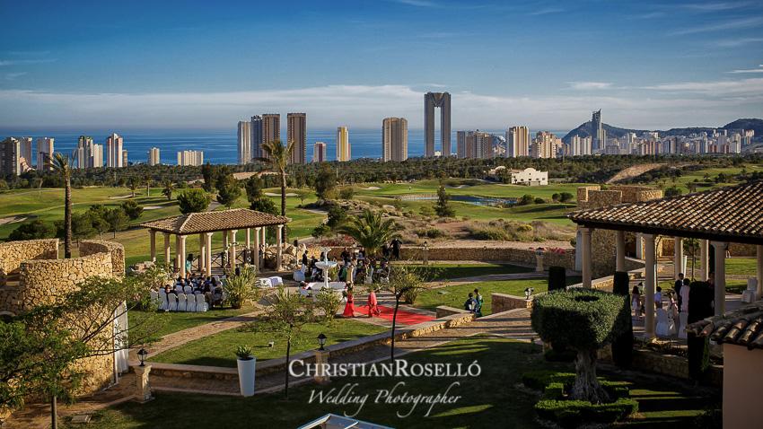 Reportaje Boda en Hotel Melia Villaintana Benidorm Alicante 022