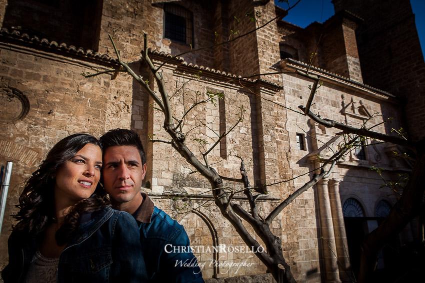Reportaje preboda Blanca y Rubén