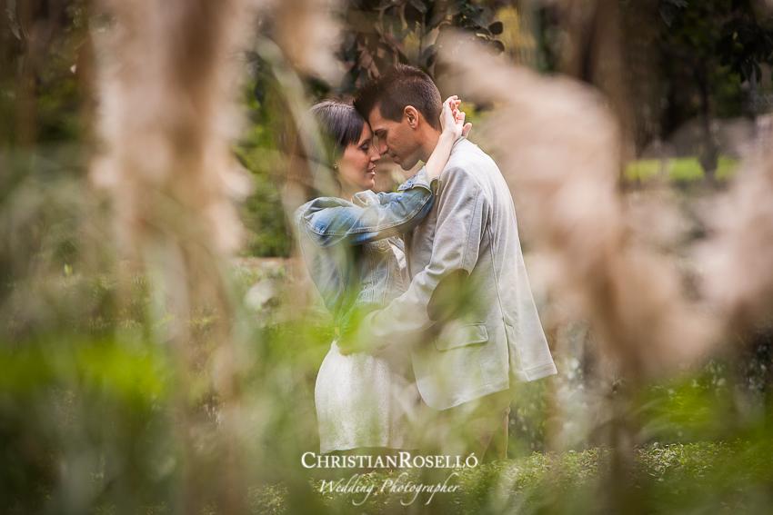 Reportaje preboda en los Jardines de Viveros de Valencia, Patricia y Jose, Christian Roselló, Fotografo de boda en Valencia, Destination Wedding Photographer