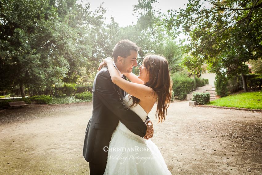 Reportaje Postboda en los Jardines de Viveros de Valencia, Soraya e Iván, Christian Roselló Fotógrafo de Bodas en Valencia, Wedding Photographer